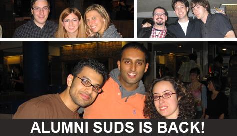 alumni suds